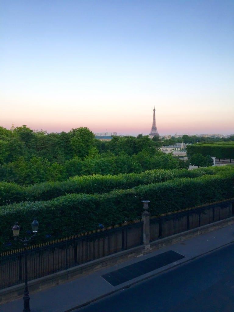 Westin Paris Royal Suite
