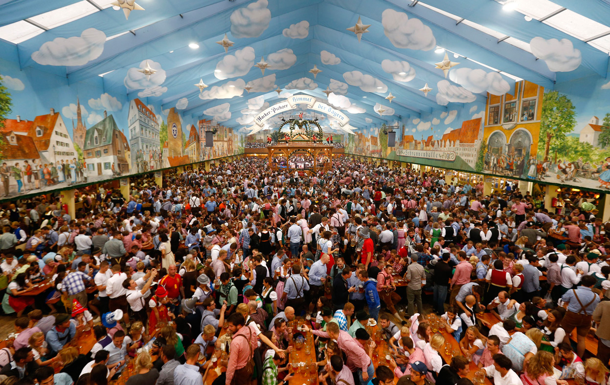 & Oktoberfest Guide for the Thrifty Traveler