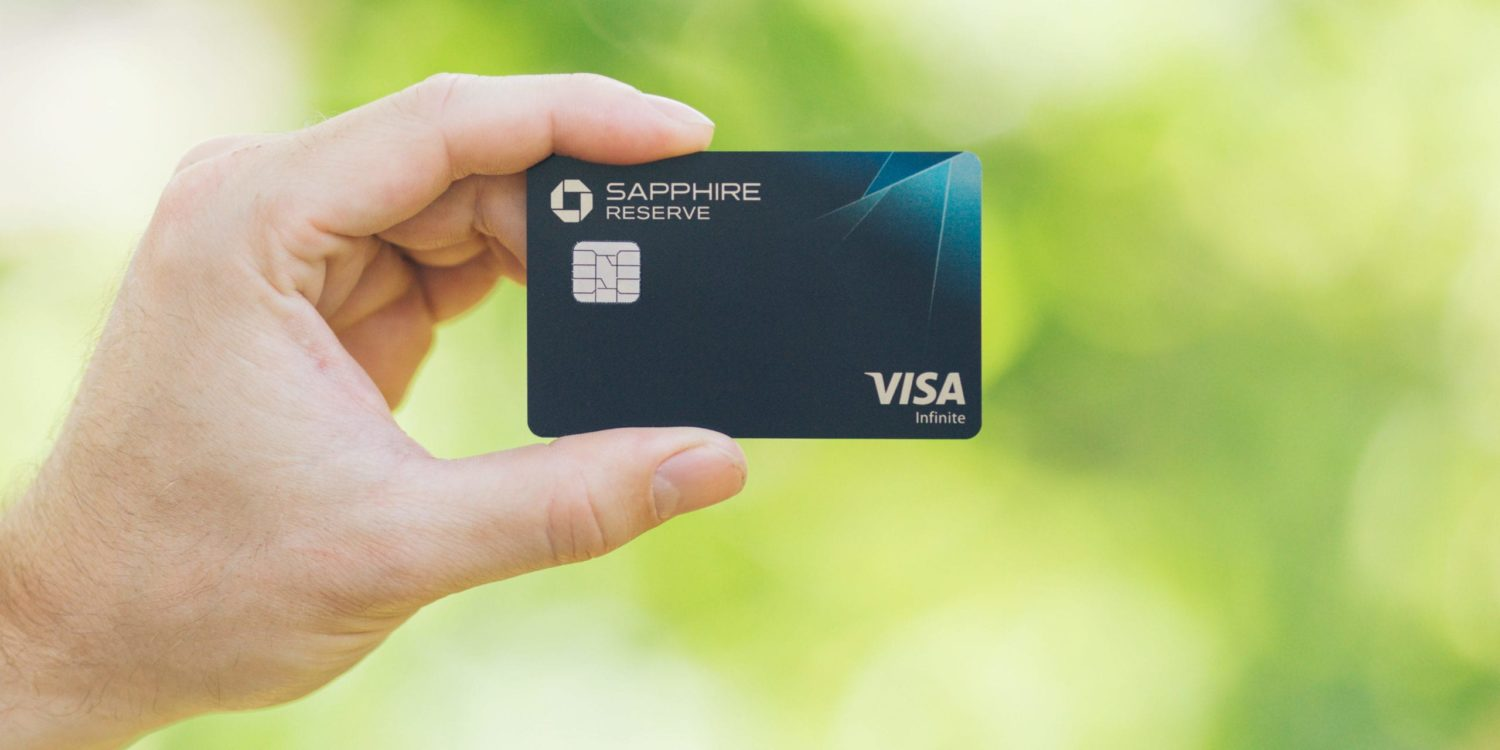 Chase Sapphire Reserve is the Best Travel Rewards Credit Card