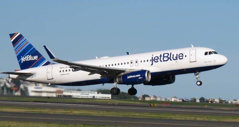jetBlue London