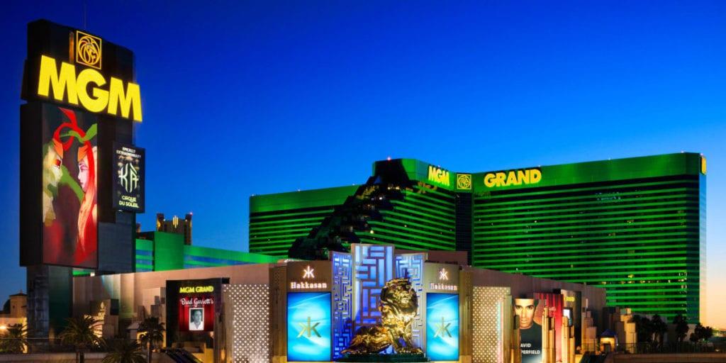hyatt free night mgm grand