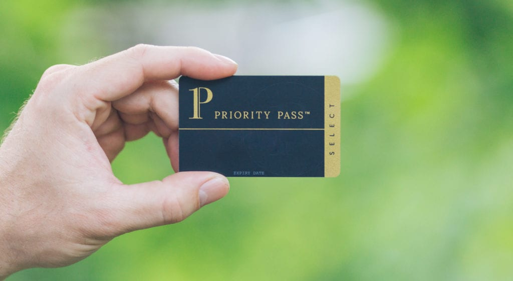 priority pass airport lounge access