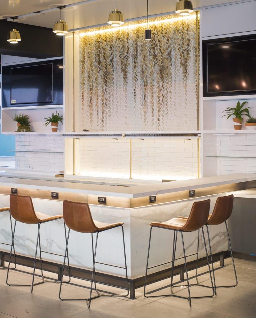 Alaska JFK Lounge
