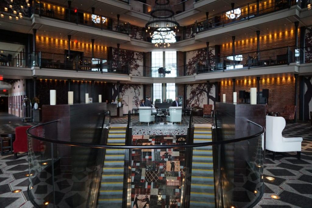 Liberty Hotel Lobby 1