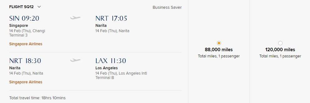 972f76d3 Singapore Business Class Review - Thrifty Traveler