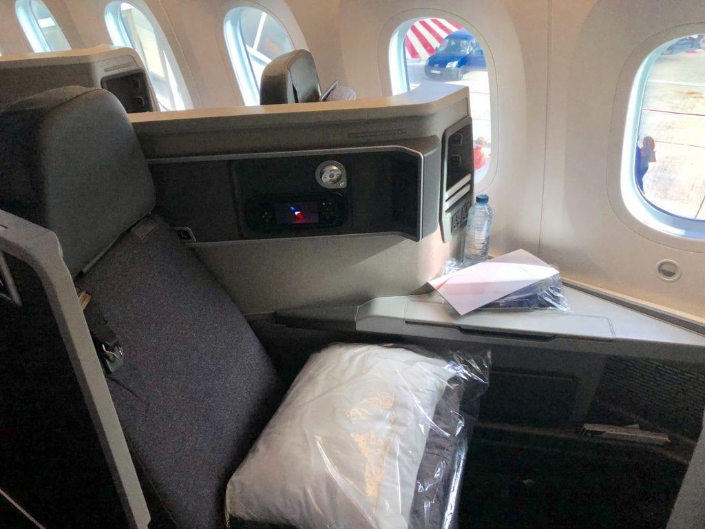 AA Seat