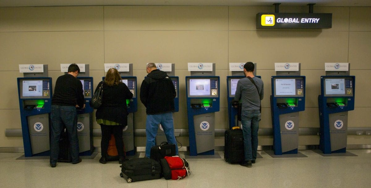 Global Entry renewal interview