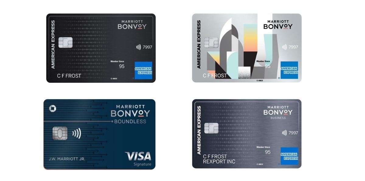 Marriott Bonvoy Credit Cards