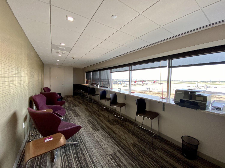 escape lounge MSP workspace