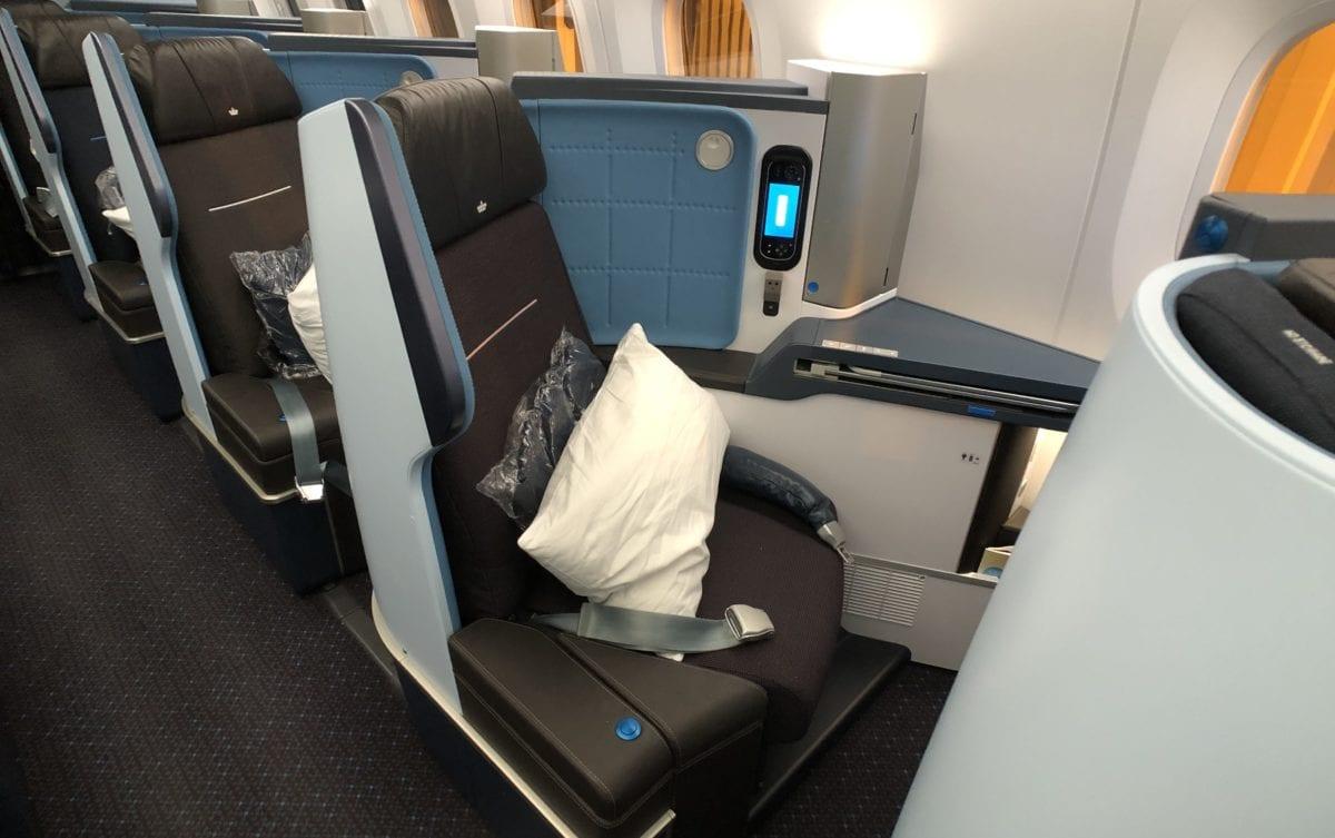 KLM Business Class 1 e1551981545354