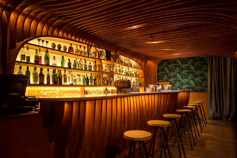 Speakeasy bar, Barcelona