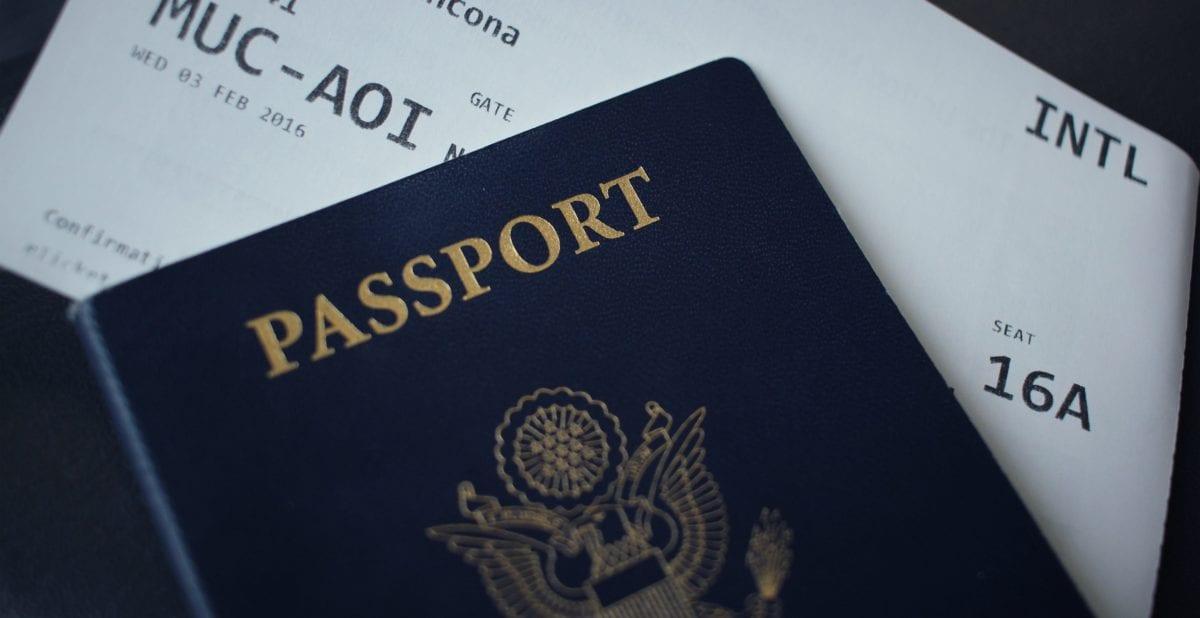 US Citizens Passports