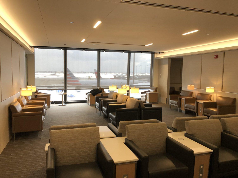 Chicago flagship lounge