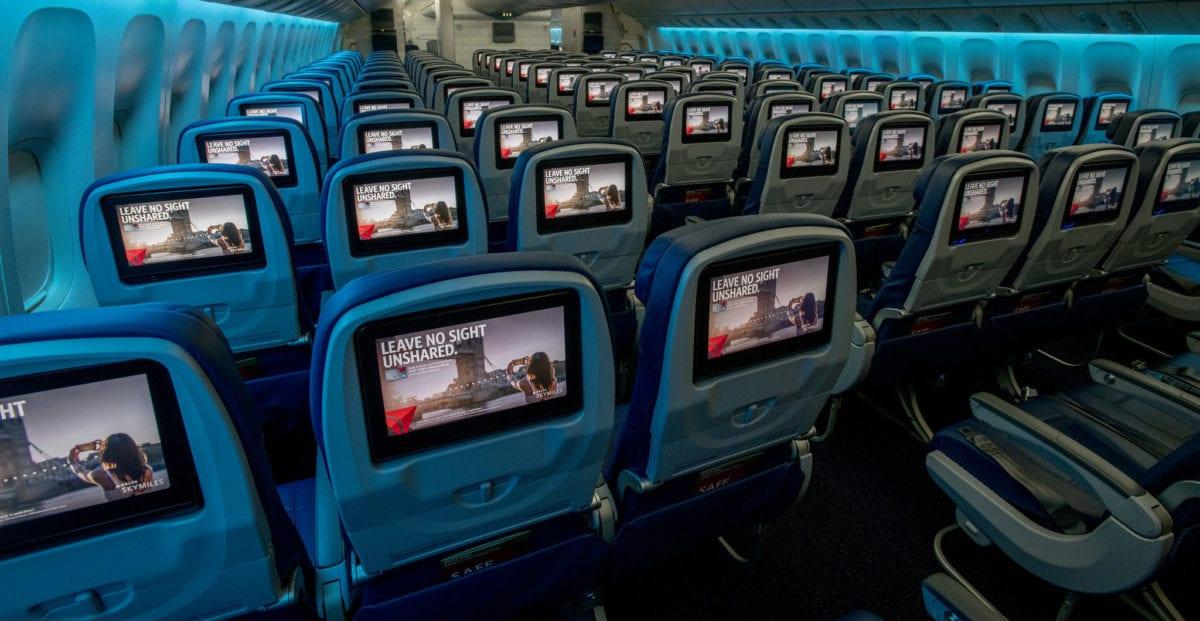Delta recline