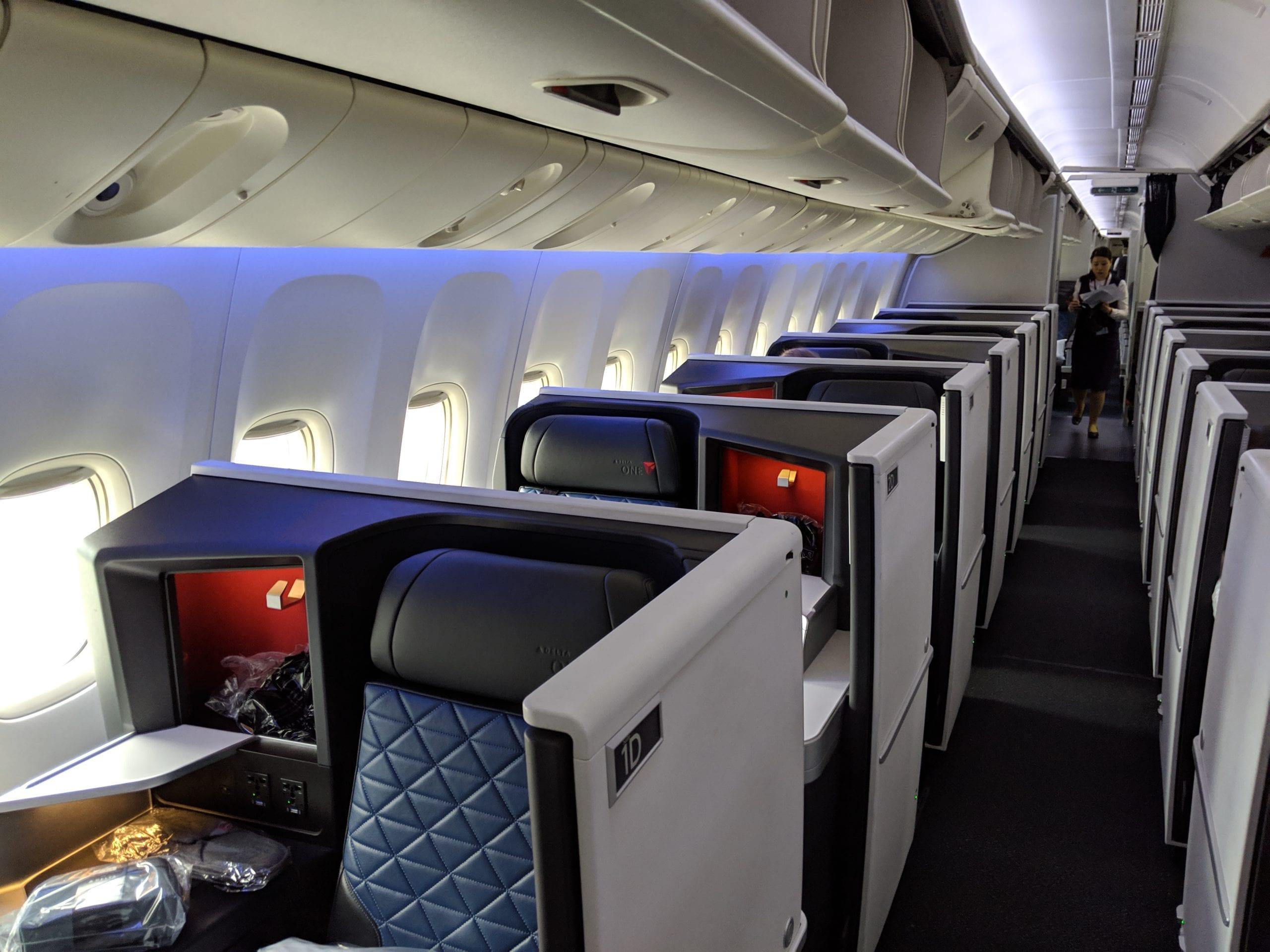 Delta One Suites Review