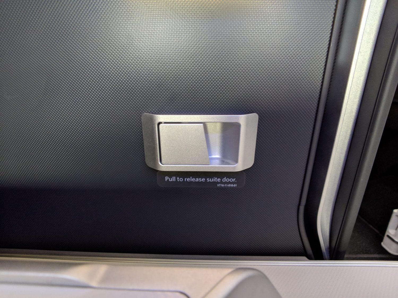 Delta One Suite Door latch