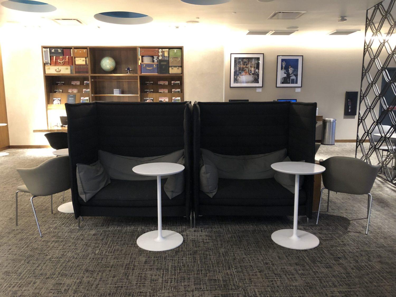 centurion lounge las vegas seats