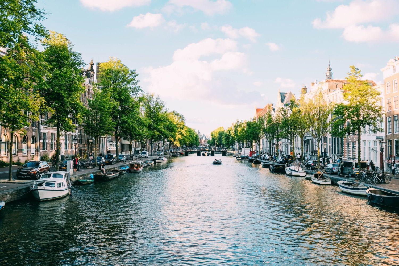 amsterdam canal international travel