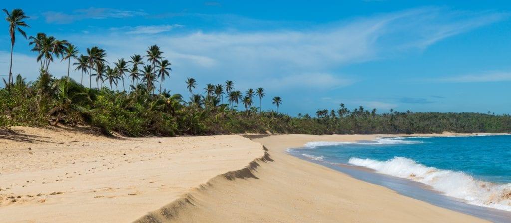 puerto rico beach international travel