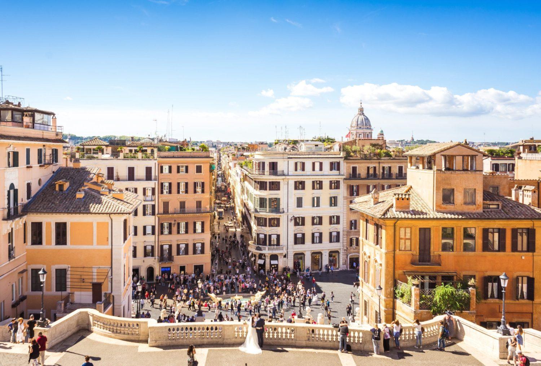 rome international travel