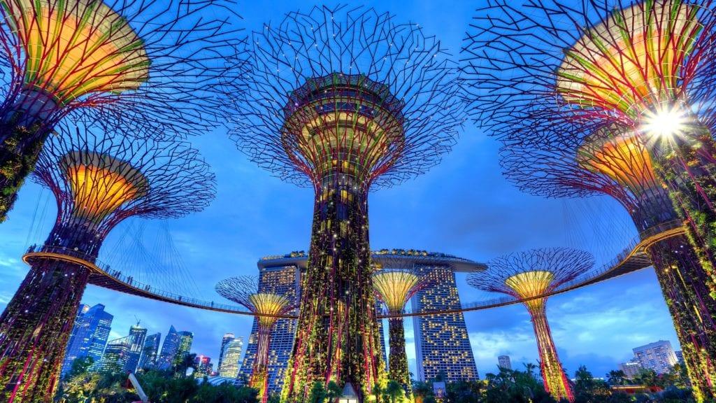 singapore international travel
