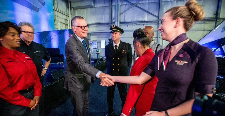 Delta CEO Defends SkyMiles