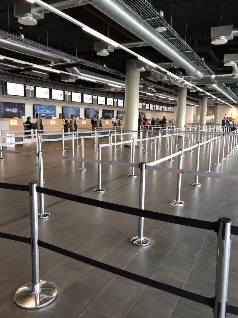 icelandair reykjavik airport