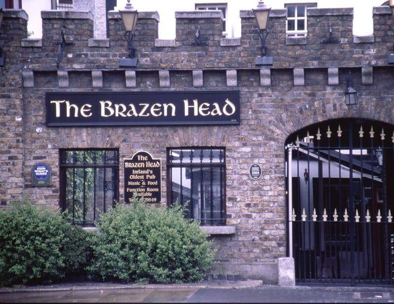 The Brazen Head pub Dublin