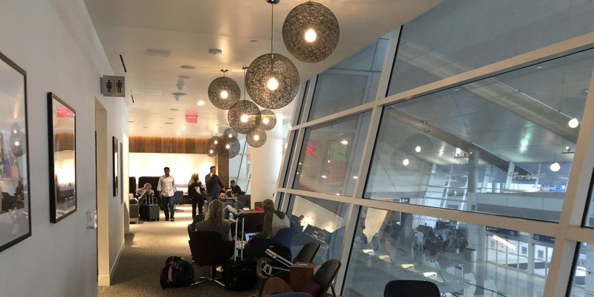Dallas Centurion Lounge