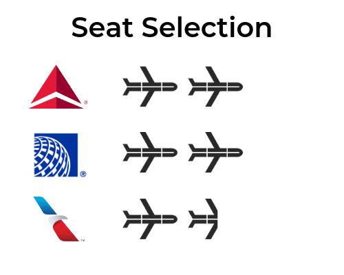 Basic Economy Seat Selection