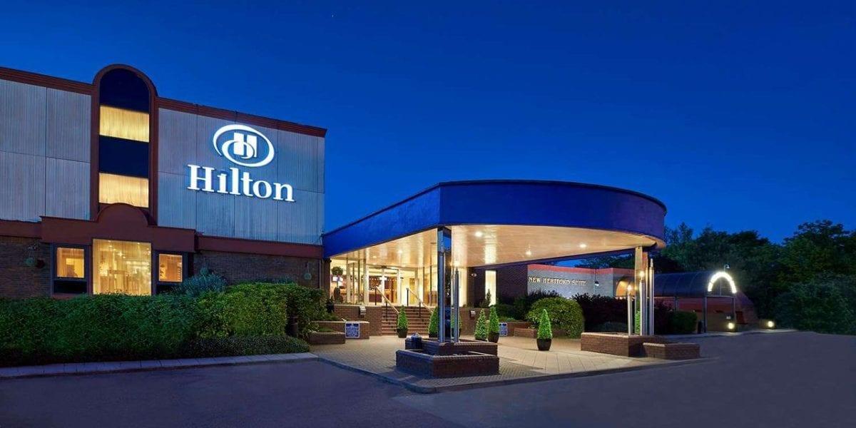 Hilton no more free breakfast