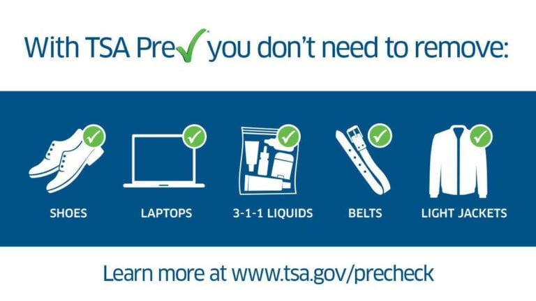 TSA PreCheck explainer