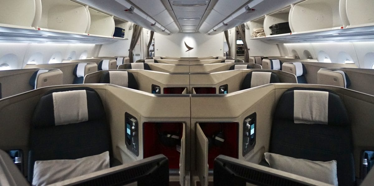 You Can Now Book Cathay Pacific Awards Online with AA Miles!