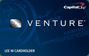 venture card