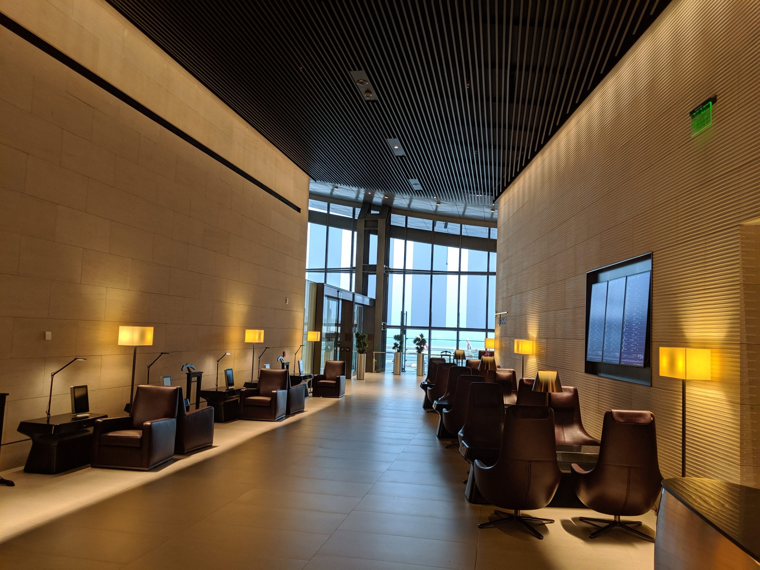 qatar airways al safwa seating