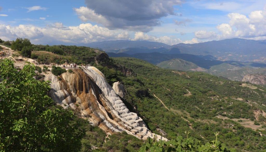 Hierve el Agua Oaxaca