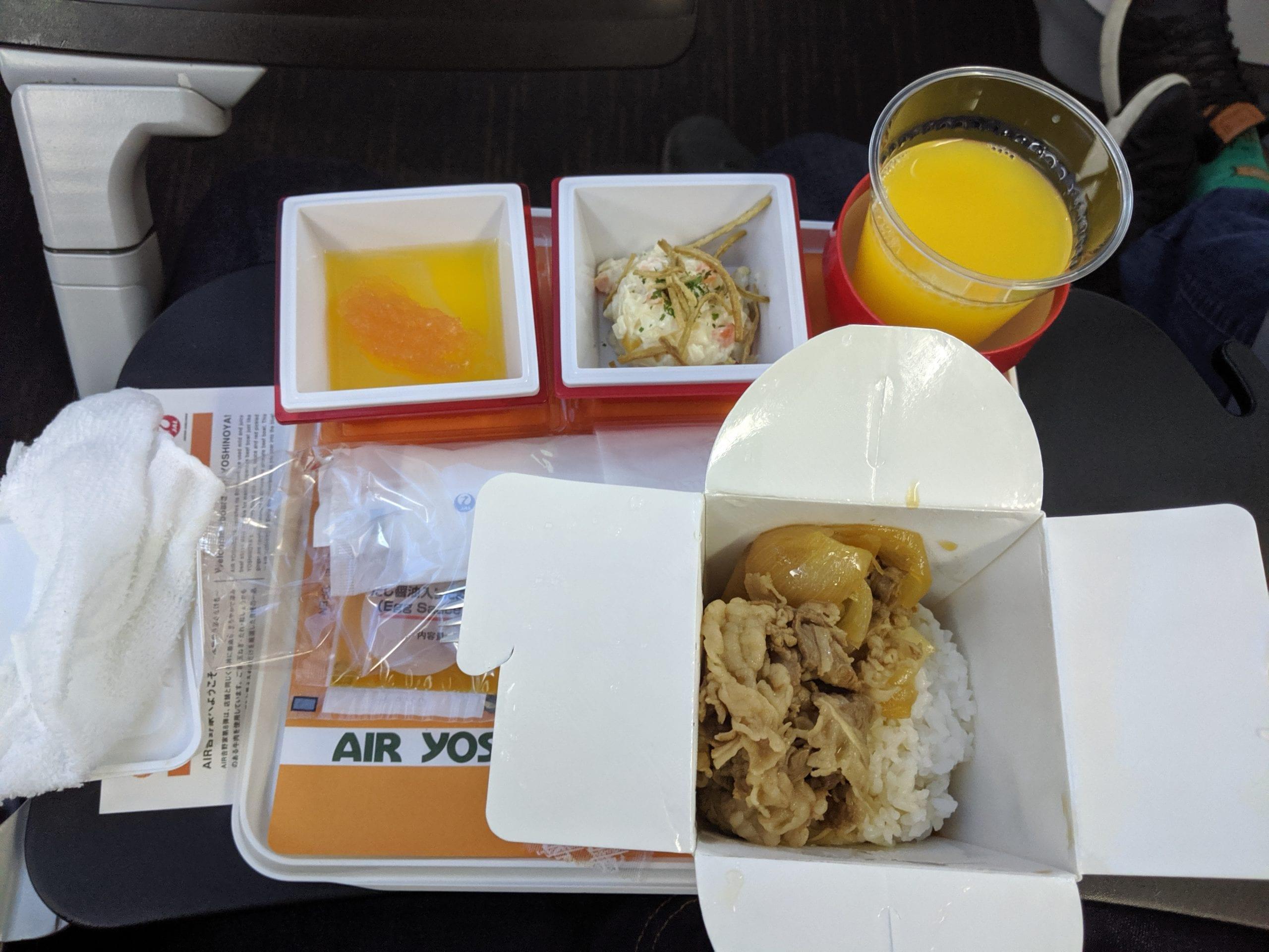 jal food 2