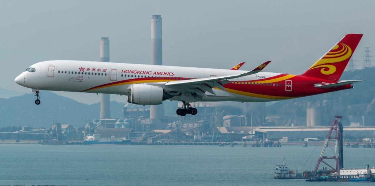 Hong Kong Airlines Los Angeles