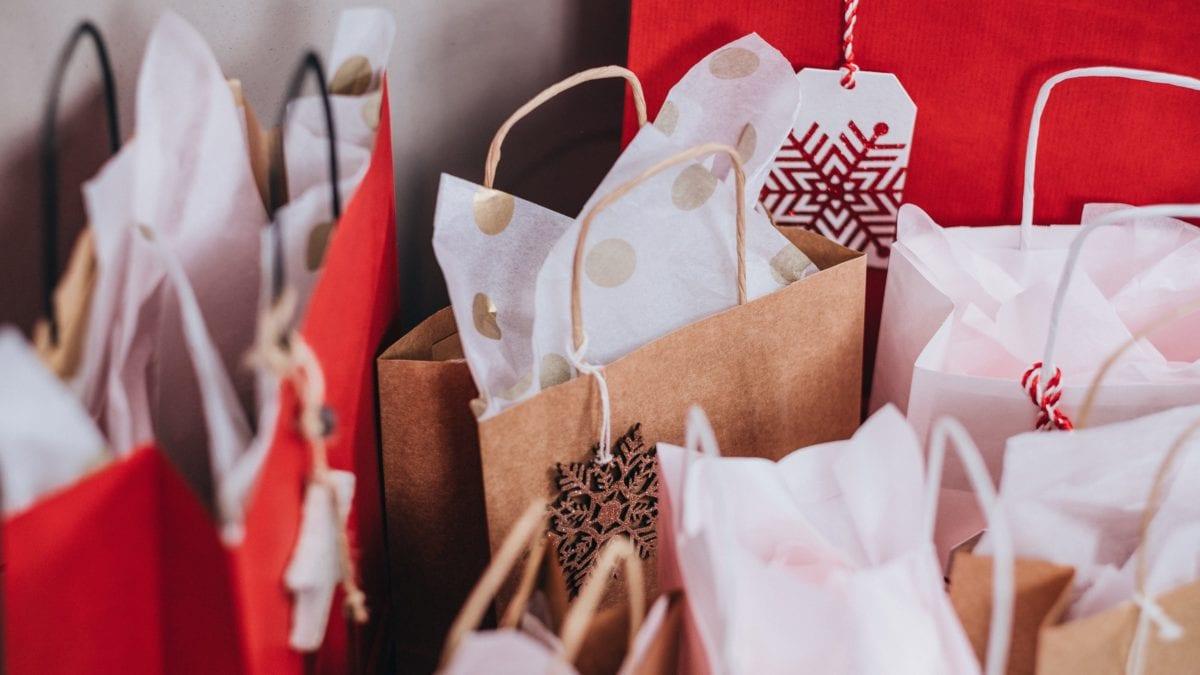 credit card holiday shopping