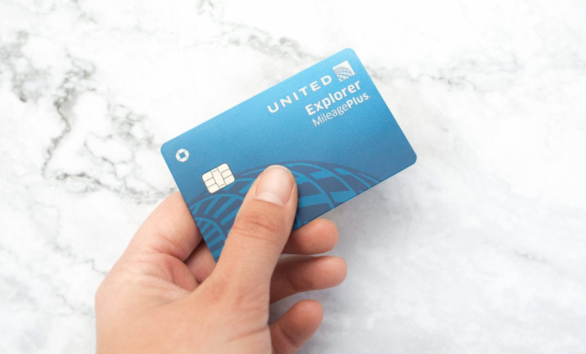 Earn 60,000 Miles with the United Explorer Credit Card!