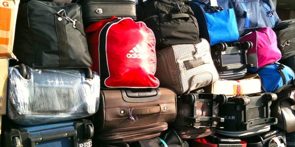 United baggage fees