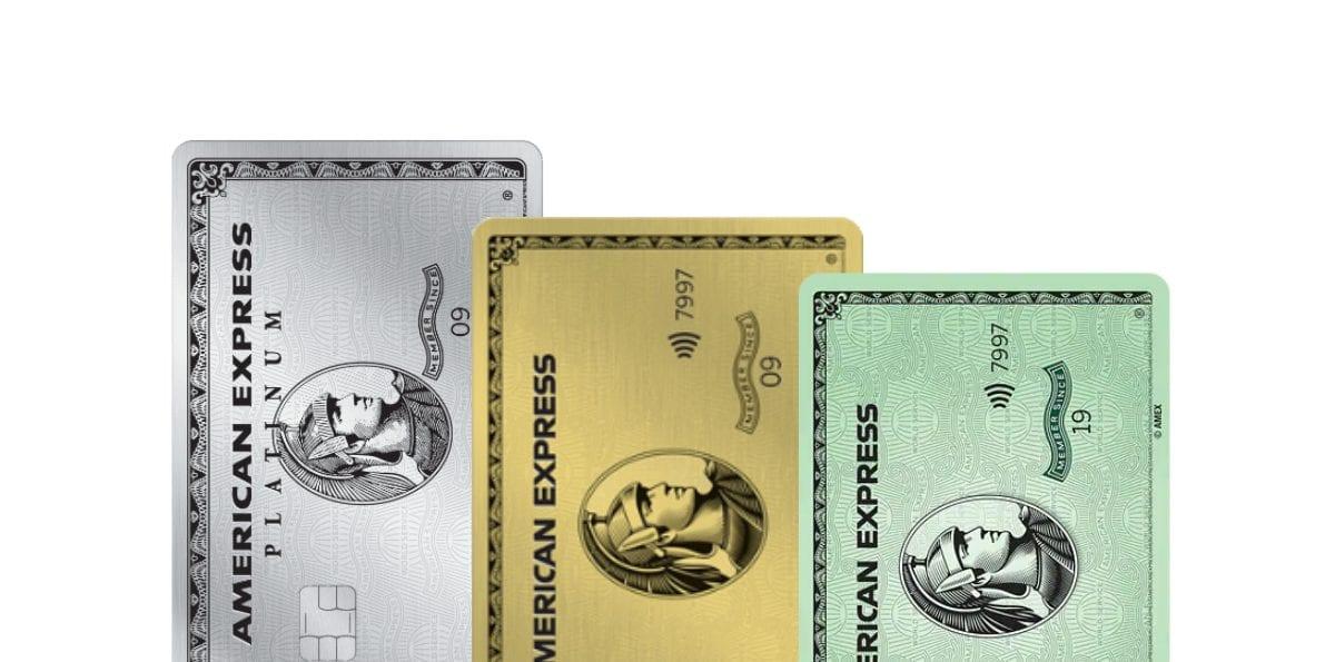 Membership Rewards Cards