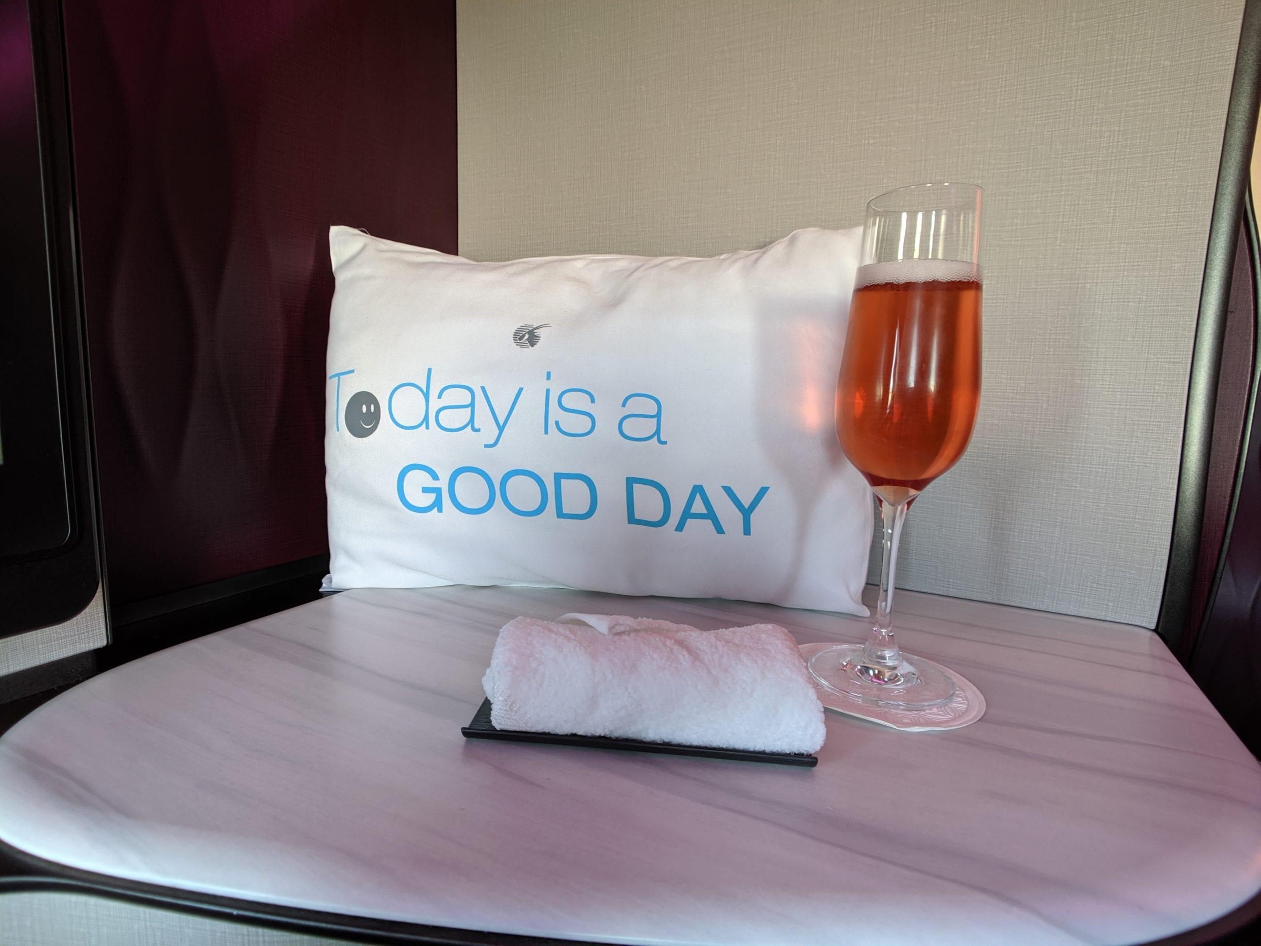 qatar champagne