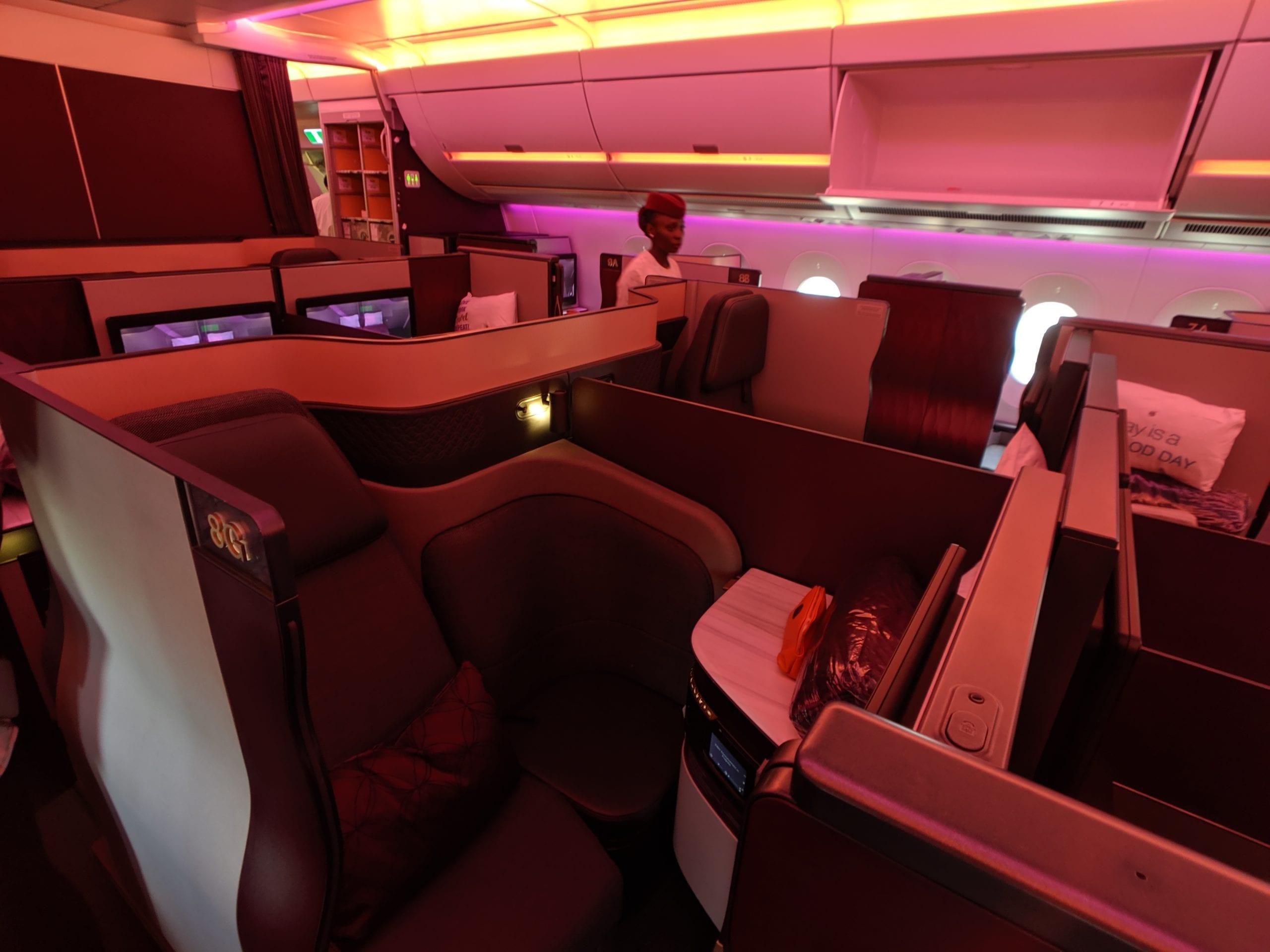 qatar airways qsuite review