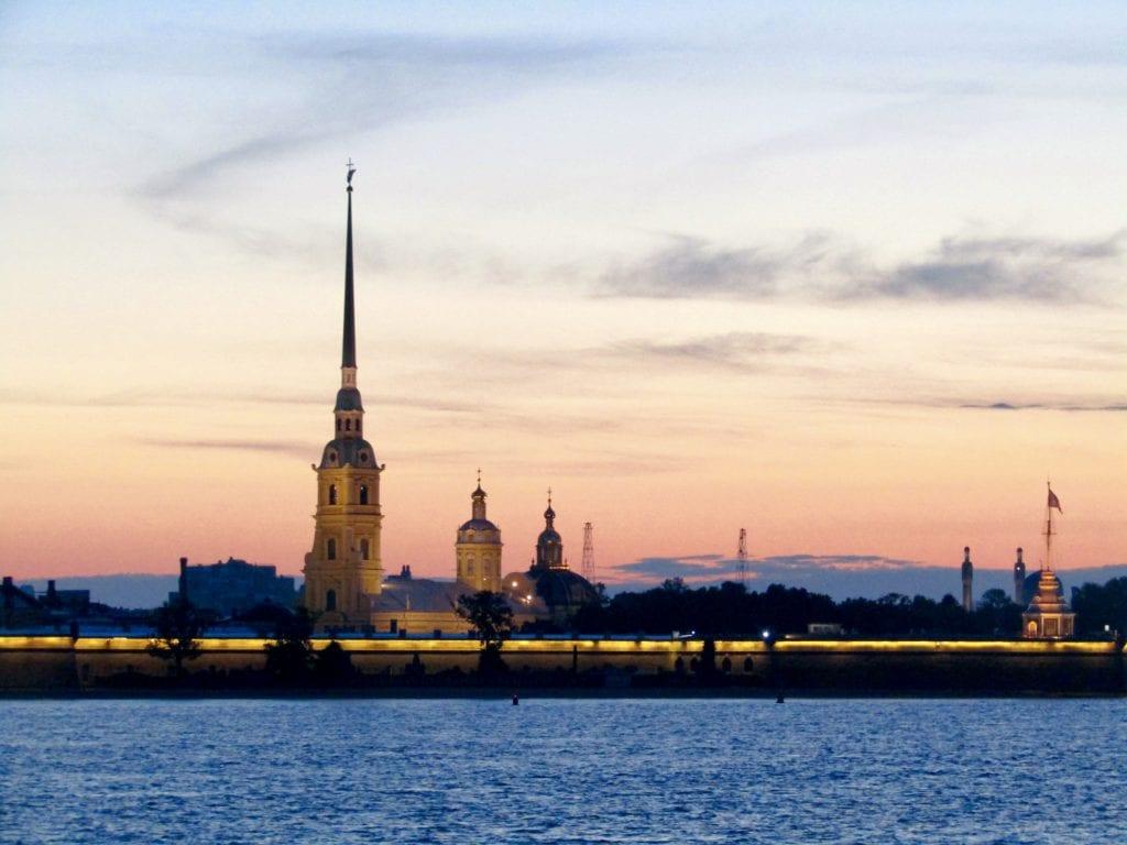 St Petersburg Eastern Europe destinations