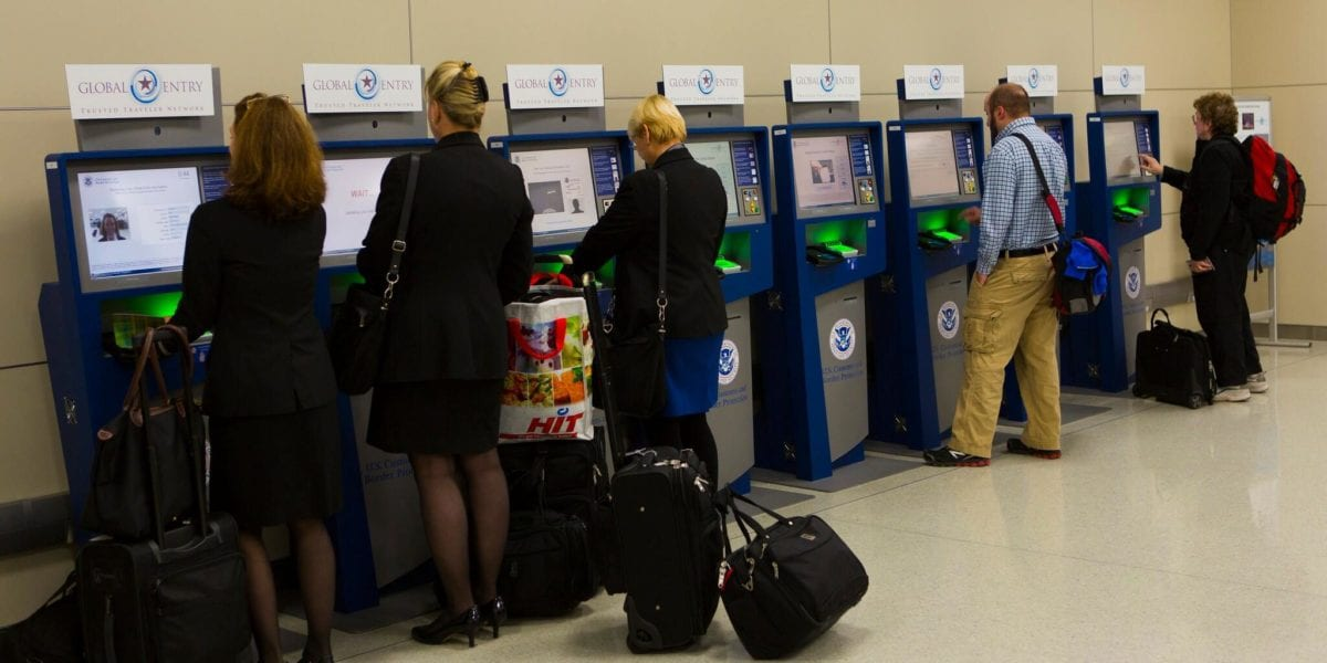 Global Entry Plans to Raise Membership Fees (But Make it Free for Minors)