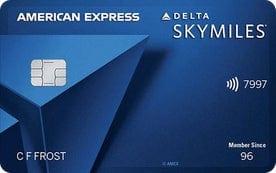 Delta SkyMiles Blue consumer