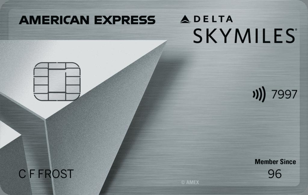 Delta SkyMiles Platinum