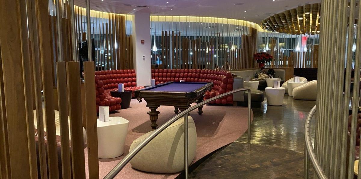 Lounge Review: Virgin Atlantic Clubhouse JFK