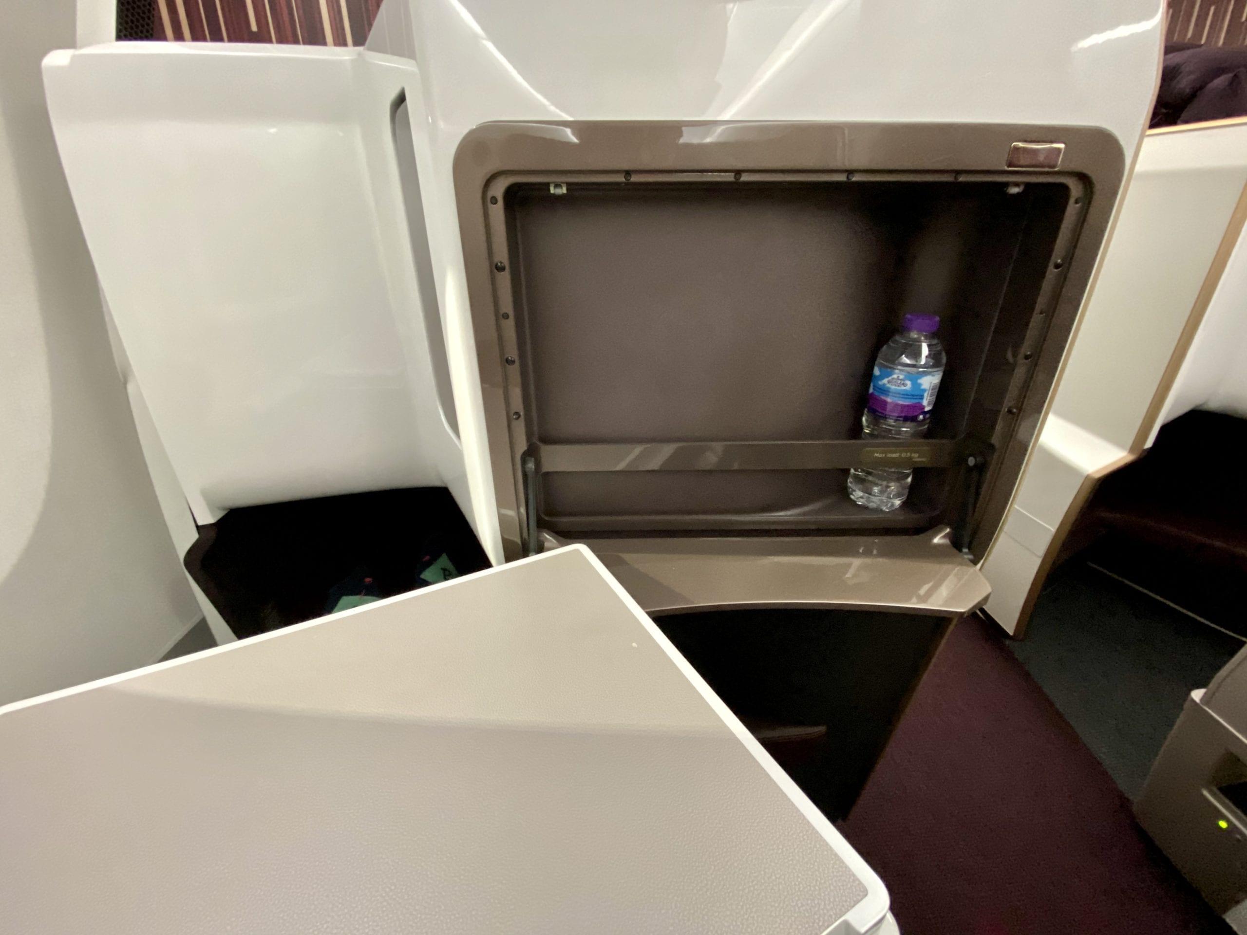 virgin atlantic upper class seat